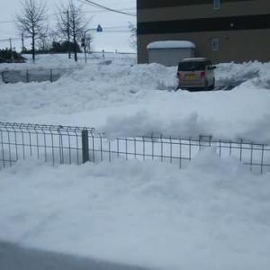 富山の記録的な豪雪