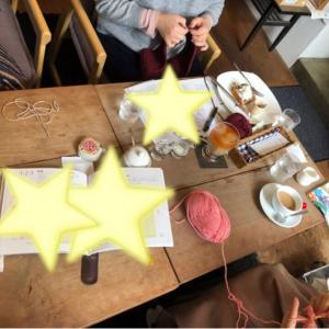 茨木開催  『少人数編み物レッスン』