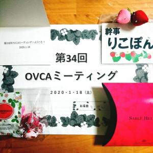 OVCAミーティングご参加ありがとうございました