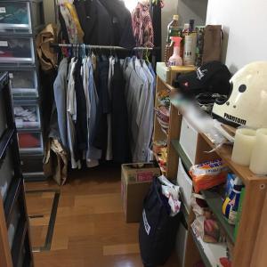 【ビフォーアフター】香芝市Kさま、納戸をスッキリ使いやすく