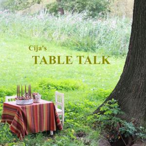 ポッドキャスト「シージャのテーブルトーク」始めました!