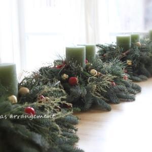 クリスマスを待ちながら☆中級コース&ロックダウン目前