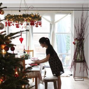 おうちクリスマスは静かに☆太る季節
