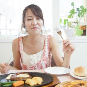 ダイエットの基本は、よく噛む事⁉️