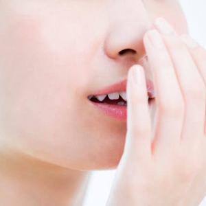 口臭と唾液の関係‼️