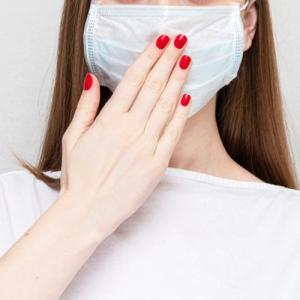 マスクじゃないよ‼️新型コロナウイルス感染予防‼️