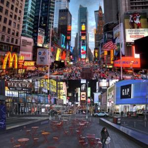 ニューヨークの今‼️新型コロナウイルスで米国は⁉️