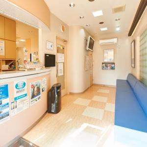 待合室が混雑してる診療所には危険がいっぱい⁉️