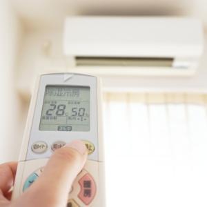 熱中症にご用心。冷房を上手く活用してくださいね。