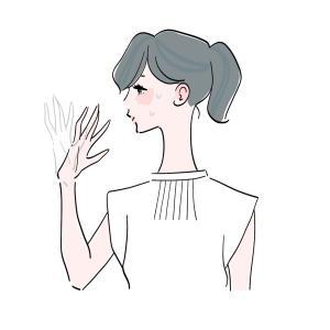 「脇の汗ジミ対策」に紹介したいキャミソール