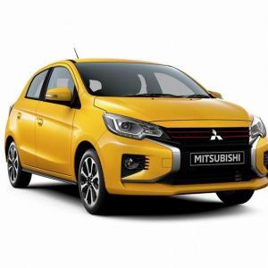 三菱自、世界戦略車 ミラージュ/アトラージュ のデザイン刷新…タイで販売開始