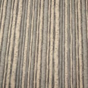 白樺柄の布地