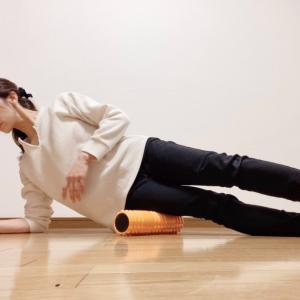 これで首が疲れない【脚やせ】筋肉をほぐすローラーの使い方