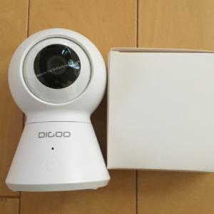 3,000円以下で買える!ホームセキュリティカメラ「DIGOO DG-K2」の開封の儀