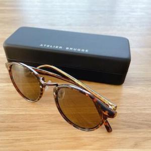 紫外線対策、普段使いしやすいサングラス
