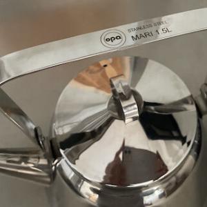電気ケトルが故障、直火で湯を沸かす生活