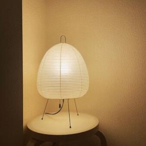新しい照明「AKARI」& 最近のお買い物
