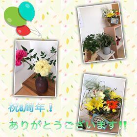 祝8周年(^^)