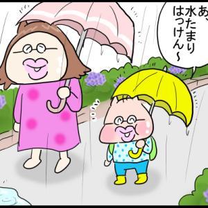 雨の日に我が身を滅ぼした話…