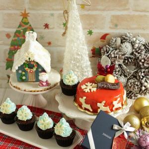* クリスマススイーツと心のこもったクリスマスプレゼント♪