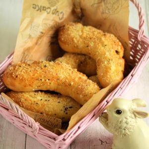* マスタードウィンナーパン♪