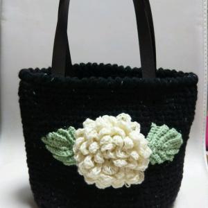 ♪かぎ針編み バッグ