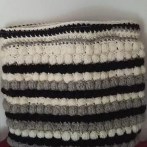 玉編み・・・バッグ