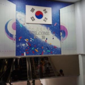 5月末。韓国に行って来ました。