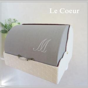 自宅レッスン ブレッドケース(大)シャルニエの箱 ダストBOX