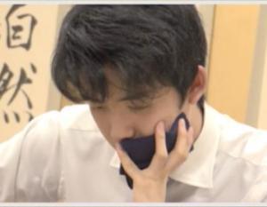 第61期 王位戦 予選 藤井聡太七段 対 西川和宏六段 終局