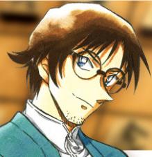 「名探偵コナン」に出てくる将棋棋士の名前は「羽田秀吉」です。