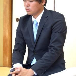 6/4 杉本和陽四段 vs 長谷部浩平四段 第92期ヒューリック杯棋聖戦一次予選
