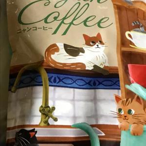 【カルディ】 猫の日と「ニャンコーヒーセット」と。