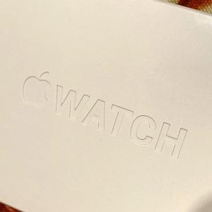 Apple Watch生活スタート!