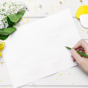 「伝わる紙モノ」テンプレート名刺のモニター募集開始