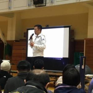 ジェームス中野さんの実技講習会に行ってきた