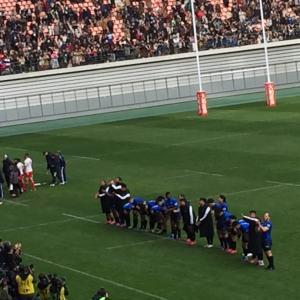 ラグビー福岡堅樹さんの星はチームに尽くす