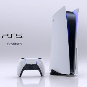 PS5のデザインが公開 他