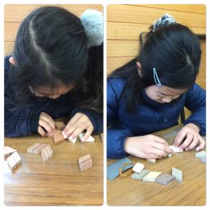 箱根 寄木細工の体験教室
