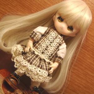 dollちゃんのお洋服完成
