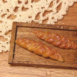 パン屋さんを作ろう~編み編みパン~