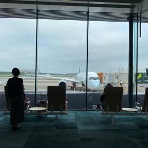 キャセイ航空で東京→香港