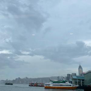 香港で週末グランピング