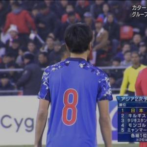 【画像】日本代表新ユニの背番号が見えずらいと話題にwwwwwww