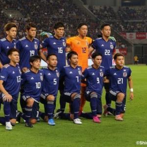 最新のFIFAランキング、日本がイランを抜いてアジア最上位に!ベルギーは首位をキープ