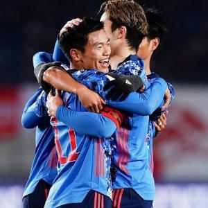 【動画】U-22日本代表が大量9ゴールでジャマイカに快勝!!