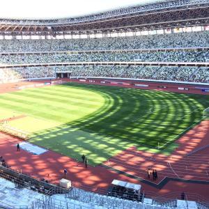 【悲報】新国立競技場、木漏れ日を再現したせいでピッチが見づらい