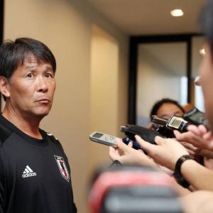 【悲報】JFA・関塚技術委員長、森保監督を支持!「間違った戦い方していない」