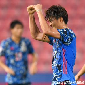 【悲報】U-23日本代表、カタールとドロー!不可解な判定に泣く…AFC U-23選手権