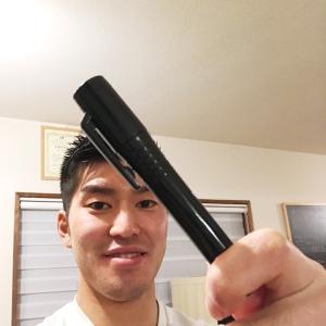 ペンじゃないです。